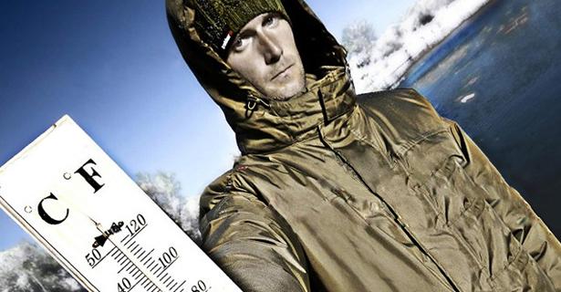 zimsko odijelo za ribolov