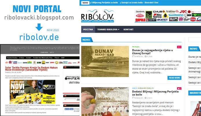 Novi Portal i rebrand
