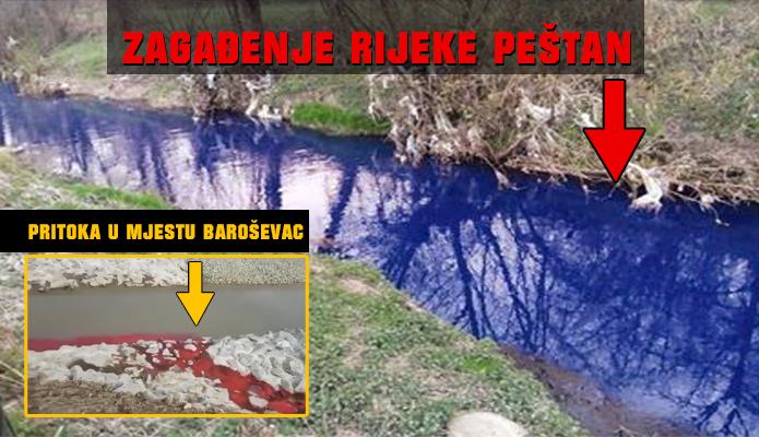 Reka Peštan kod Lazarevca